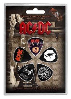 zestaw kostek AC/DC (5 szt)