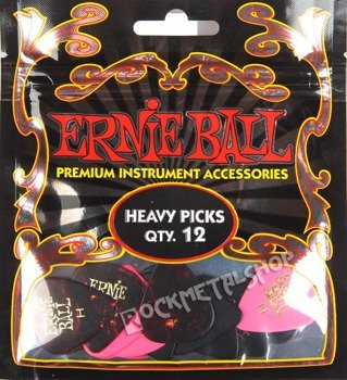 zestaw kostek ERNIE BALL EB 9180 heavy