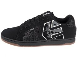 buty ETNIES - METAL MULISHA FADER 2 BLACK GREY WHITE