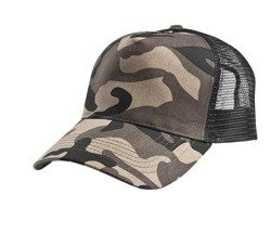 czapka TRUCKER CAMO JUNGLE