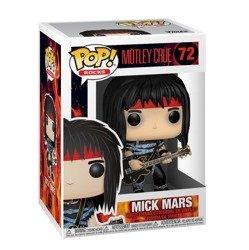 figurka MOTLEY CRUE - MICK MARS, Funko Pop!