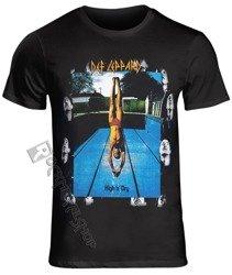 koszulka DEF LEPPARD - HIGH AND DRY