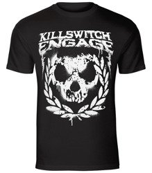 koszulka KILLSWITCH ENGAGE - SKULL SPRAYPAINT