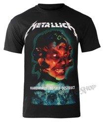 koszulka METALLICA - HARDWIRED ALBUM COVER