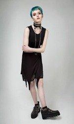 sukienka DISTURBIA - SUSPENDER