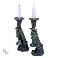 świecznik LIGHT OF DARKNESS, 2 szt