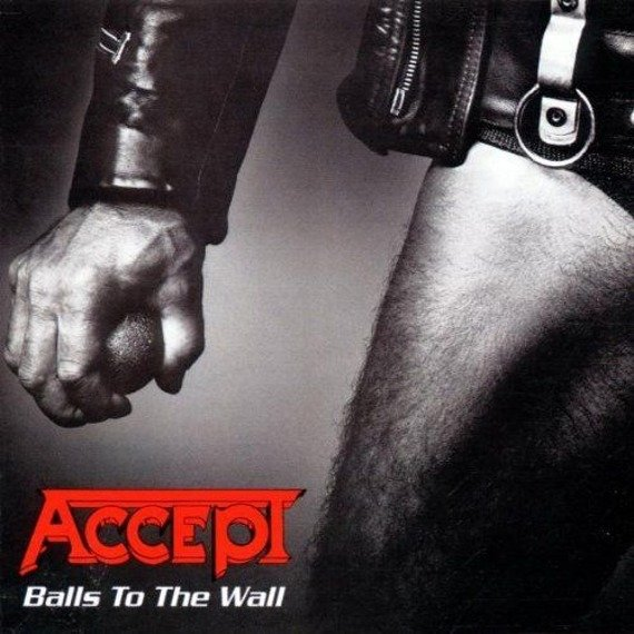 ACCEPT: BALLS TO THE WALL (CD)