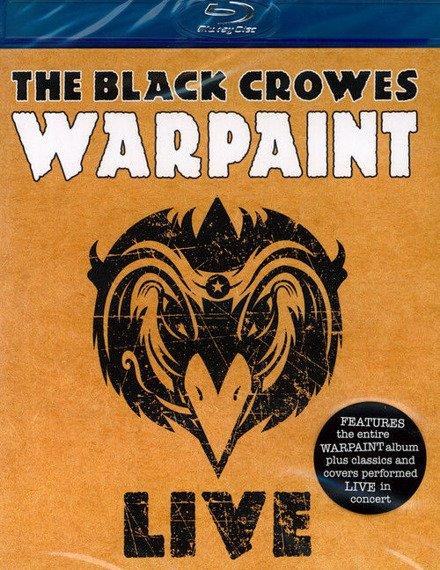 BLACK CROWES: WARPAINT (BLU-RAY)