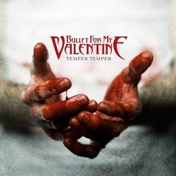 BULLET FOR MY VALENTINE : TEMPER TEMPER (CD)