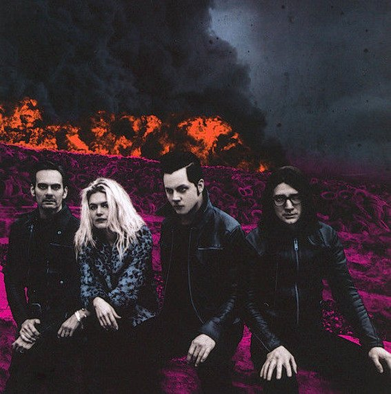 THE DEAD WEATHER : DODGE AND BURN (CD)