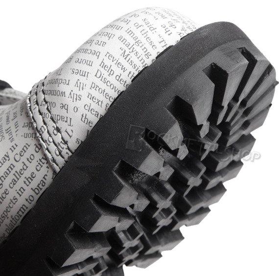 glany STEEL - FULL NEWSPAPER (10-dziurkowe)