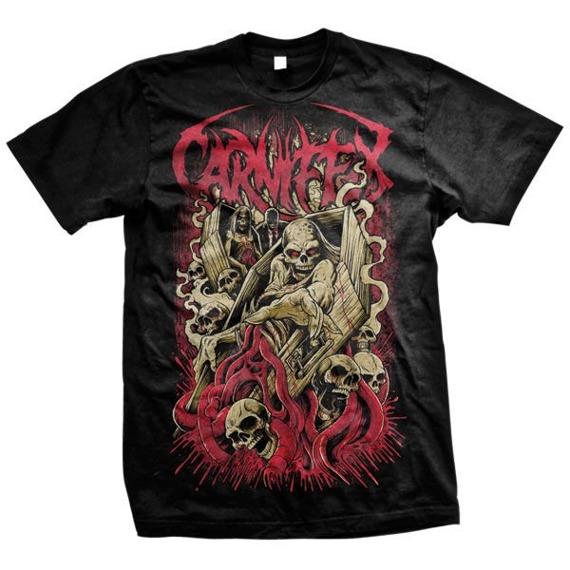 koszulka CARNIFEX - HELL CHOSE ME
