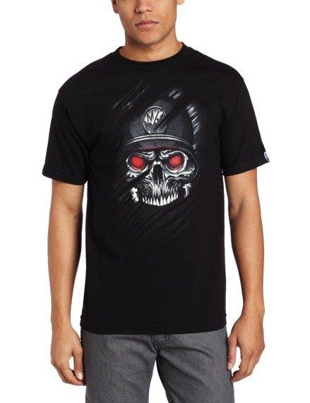 koszulka METAL MULISHA - GLOW czarna