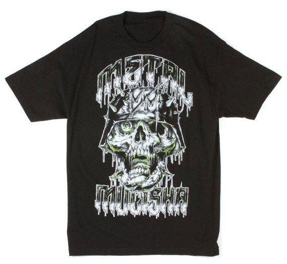 koszulka METAL MULISHA - MUCK czarna
