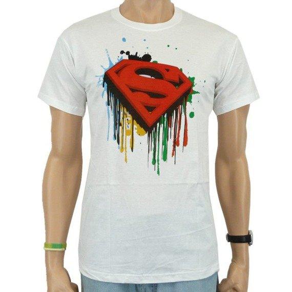 koszulka SUPERMAN - GRAFFITI COLOURS