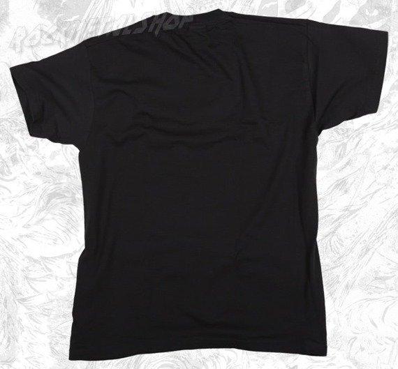 koszulka dziecięca BLACK ICON - WOLF SELL (JICON020BLACK)