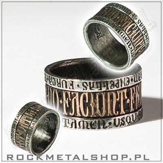 pierścień DEUS ET NATURA
