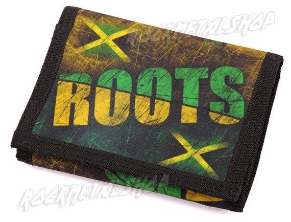 portfel JAMAICA - ROOTS