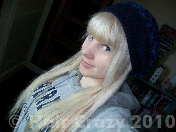 toner do włosów CRAZY COLOR SREBRNY/SILVER