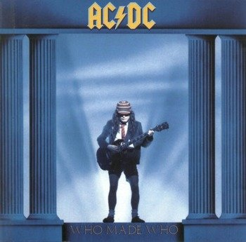 AC/DC: WHO MADE WHO (LP VINYL)