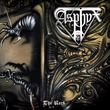 ASPHYX: THE RACK (CD)
