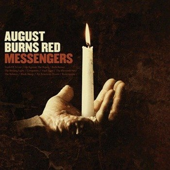 AUGUST BURNS RED: MESSENGERS (CD)