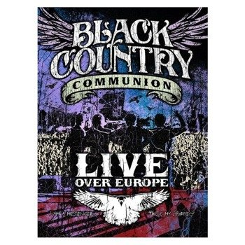 BLACK COUNTRY COMMUNION: LIVE OVER EUROPE (2DVD)