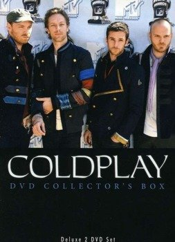 COLDPLAY: DVD COLLECTOR'S BOX (2DVD)