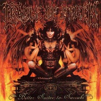 CRADLE OF FILTH: BITTER SUITES OF SUCCUBI (CD)
