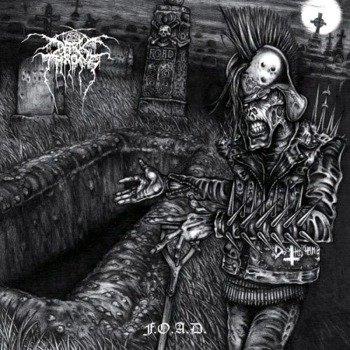 DARKTHRONE: F.O.A.D. (LP VINYL)