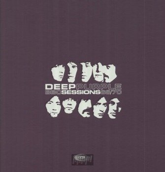 DEEP PURPLE: THE BBC SESSIONS 1968-1970 (2LP+2CD)