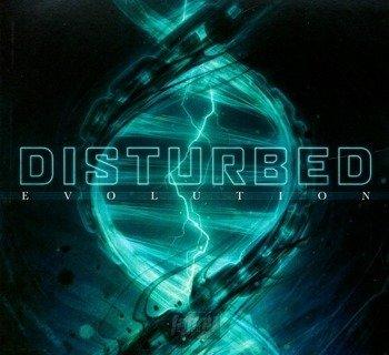 DISTURBED: EVOLUTION (CD)