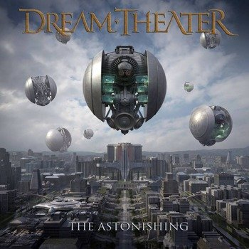 DREAM THEATER: THE ASTONISHING (2CD)