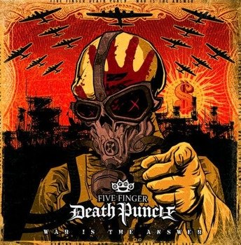 FIVE FINGER DEATH PUNCH: WAR IS THE ANSWER (CD)