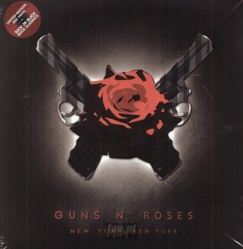 GUNS N' ROSES: THE RITZ - NEW YORK, NEW YORK (2LP VINYL)