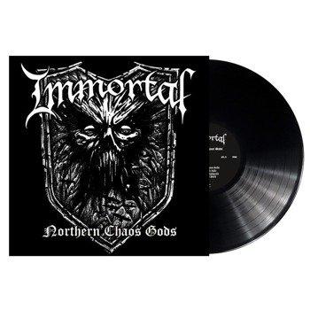 IMMORTAL:  NORTHERN CHAOS GODS (LP VINYL)