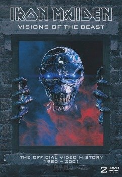 IRON MAIDEN:  VISIONS OF THE BEAST (2DVD)
