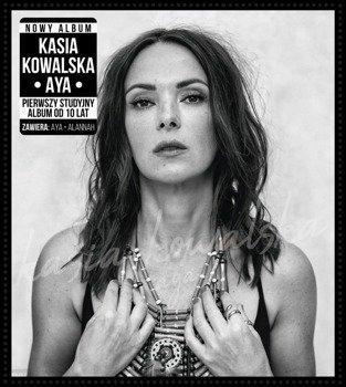 KASIA KOWALSKA: AYA (CD)