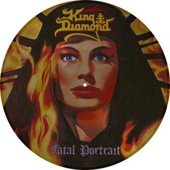 KING DIAMOND: FATAL PORTRAIT (PICTURE VINYL)