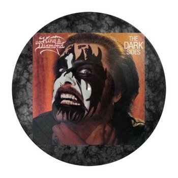 KING DIAMOND: THE DARK SIDES (PICTURE VINYL)
