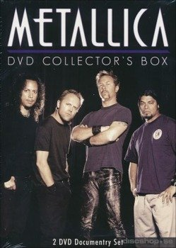 METALLICA: COLLECTORS BOX (2DVD)