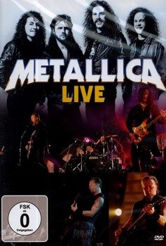 METALLICA: LIVE (DVD)