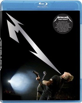 METALLICA: QUEBEC MAGNETIC (BLU-RAY)