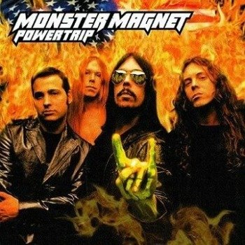 MONSTER MAGNET: POWER TRIP (CD)