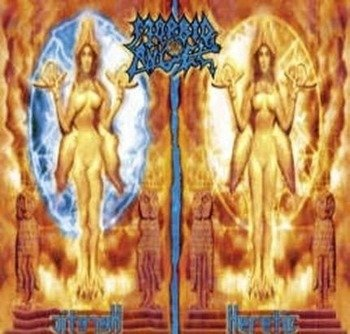 MORBID ANGEL: HERETIC (CD)