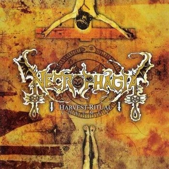 NECROPHAGIA: HARVEST RITUAL VOLUME I (CD) DIGIPACK