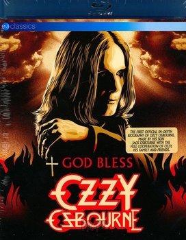 OZZY OSBOURNE: GOD BLESS (BLU-RAY)