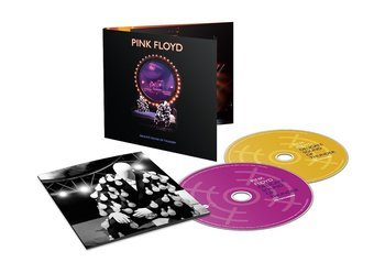 PINK FLOYD: DELICATE SOUND OF THUNDER LIVE (2CD) REMASTERED