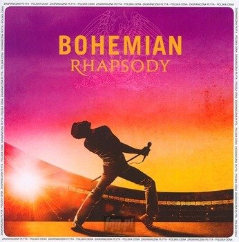 QUEEN: BOHEMIAN RHAPSODY - SOUNDTRACK (CD)