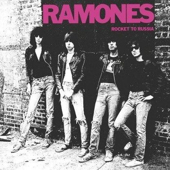 RAMONES: ROCKET TO RUSSIA (LP VINYL)